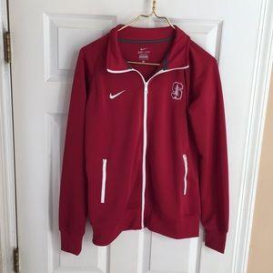 Nike Stanford dri-fit jacket full zip women Large